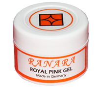 Royal Pink Gel