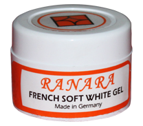 French Soft White Gel