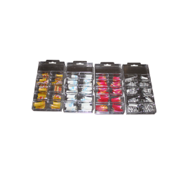 NAIL ART TIPS Airbrush ASSORTED COLOURS